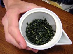 宝瓶(ほうひん)茶葉の量