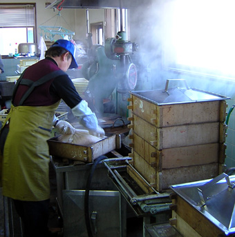 京都の和菓子|すべて自家製