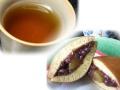 どら焼きとほうじ茶2袋セット|京都・宇治茶の通販